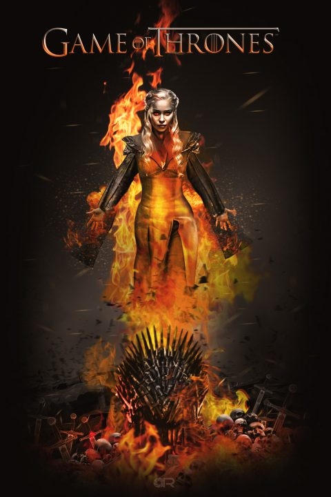 Game of Thrones – Dark Khaleesi
