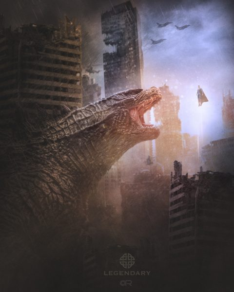 Godzilla vs. Superman