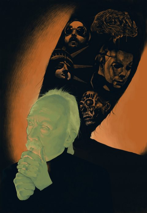 John Carpenter Art Print