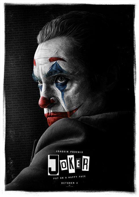 Joker – B&W Variant