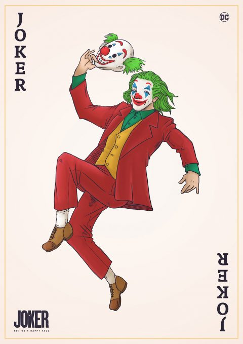 JOKER : The Dancing Clown