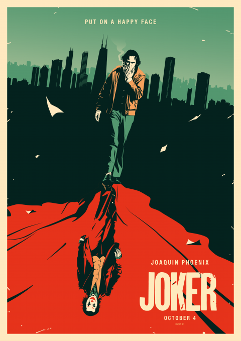 JOKER Poster Submission