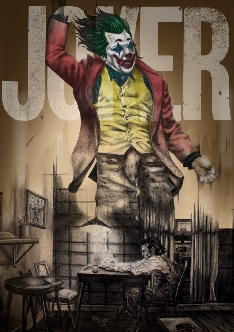 Joker – Awful, Terrible Things