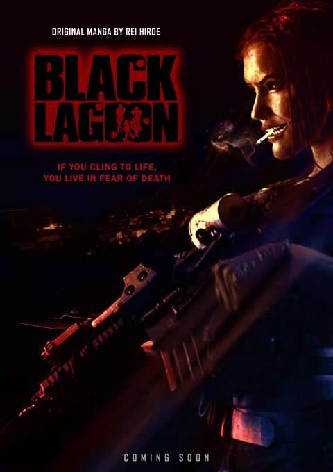 Black Lagoon Fake Movie