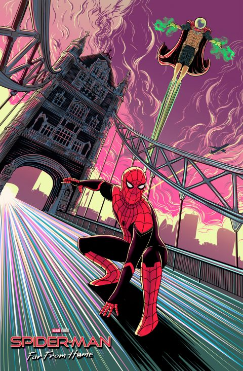 Spider-Man Far From Home B