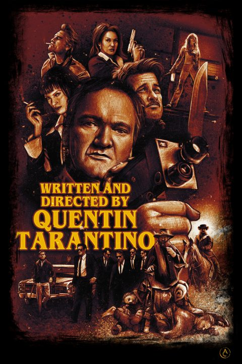 Homage to Quentin Tarantino