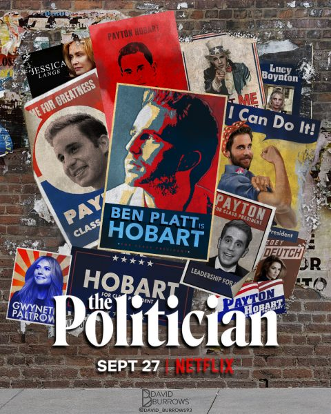 The Politician Netflix Poster