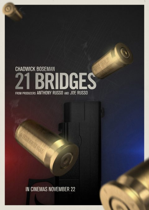 21 Bridges (Bullets Fall)