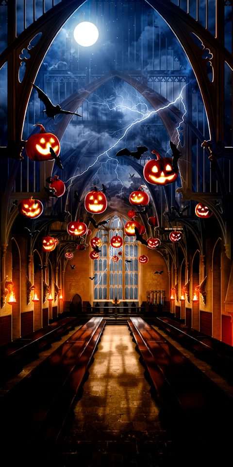 The Great Hall – Halloween