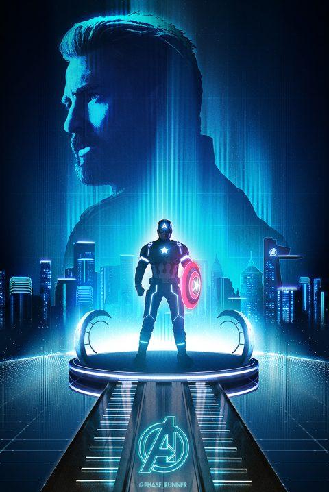 Avengers: Legacy – Captain America