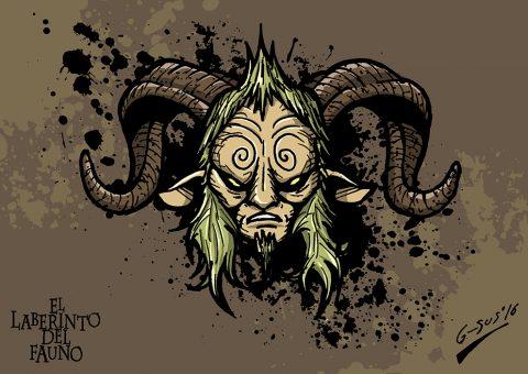 G-SUS ART Pan's Labyrinth ART PRINT