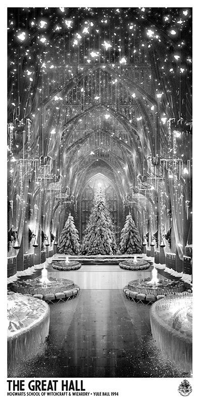 The Great Hall – Yule Ball 1994