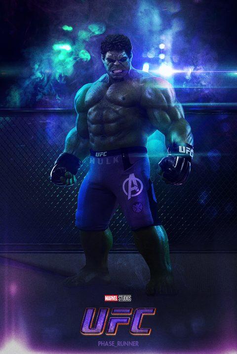 UFC Hulk