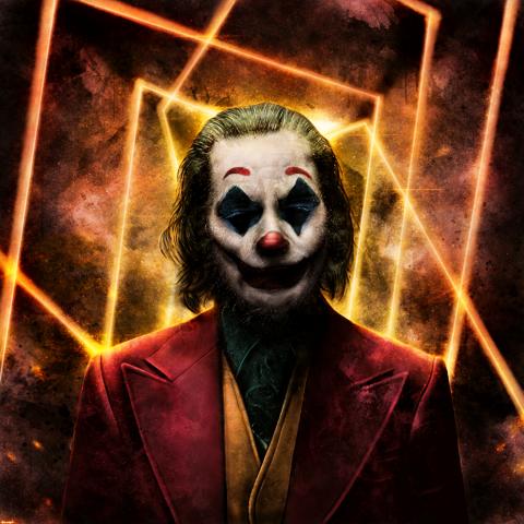 Joker rage/v