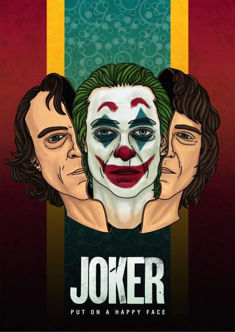 Joker- Put on a happy face