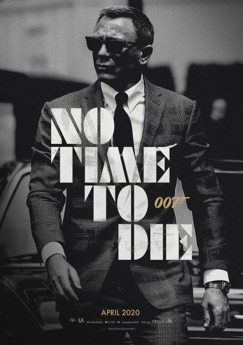 No Time To Die – Alternative Teaser Poster