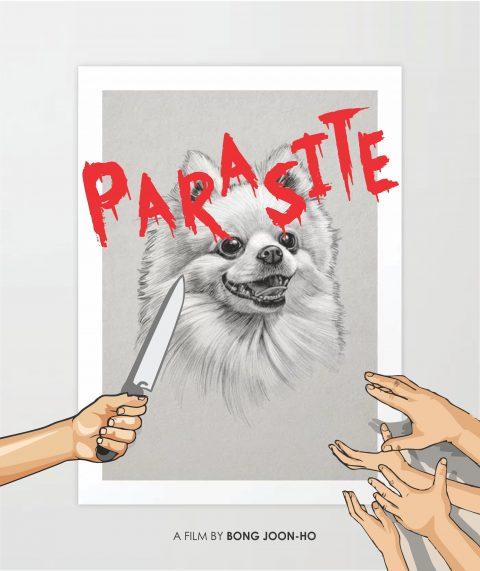 PARASITE (2019) ALT POSTER