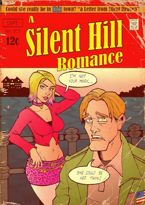 A Silent Hill Romance