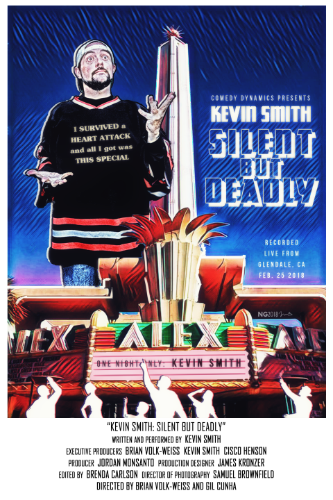 Kevin Smith – Silent But Deadly