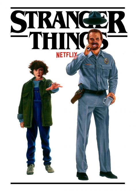 Stranger Things – Hoppers' Delight