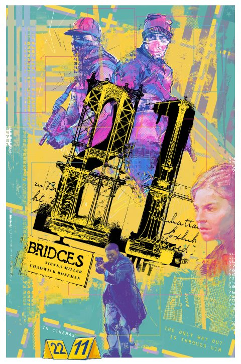 21 Bridges | The best-laid plans