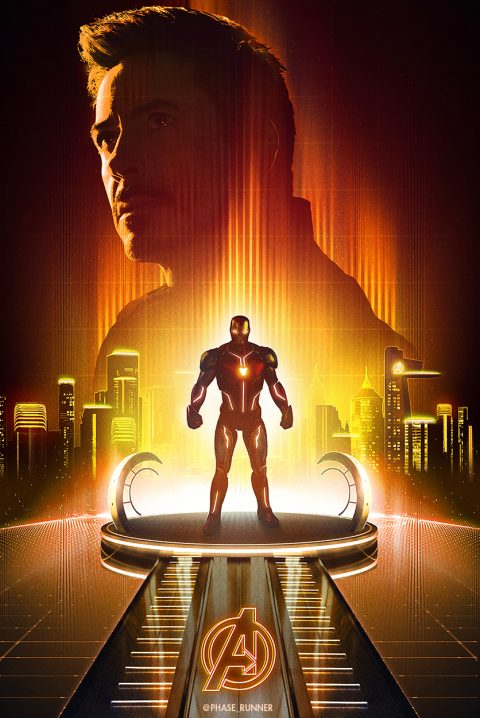 Avengers: Legacy – Iron Man