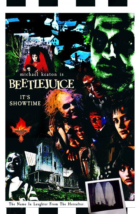Beetlejuice  Alt poster