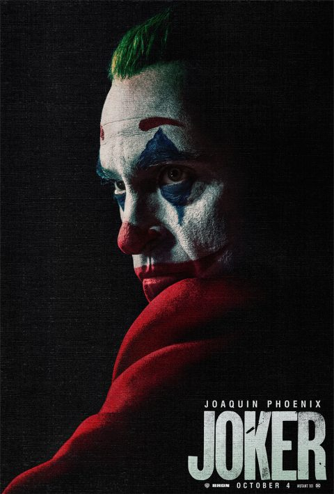 """We Are All Clowns"" Joker Tribute Poster"