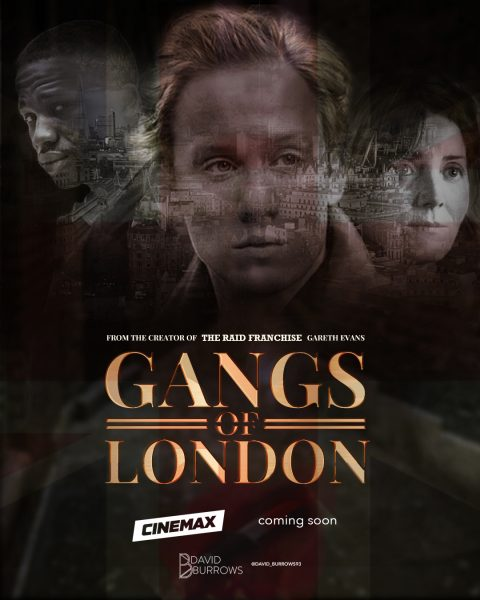 Gangs of London Poster