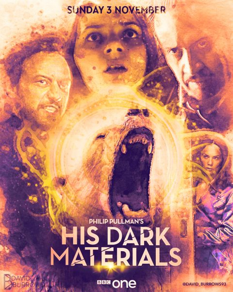 His Dark Materials BBC Poster