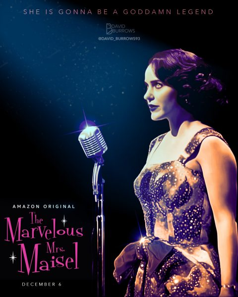 Marvelous Mrs Maisel Season 3 Poster