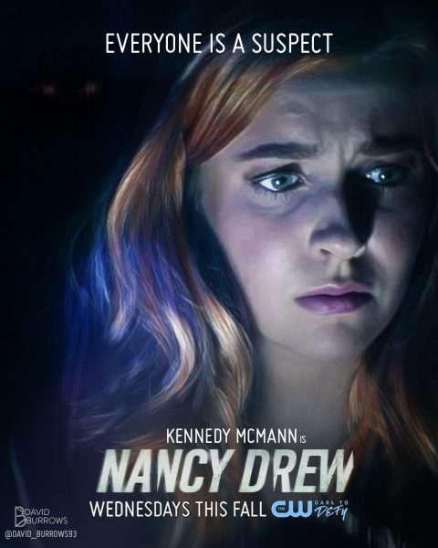 Nancy Drew CW Poster