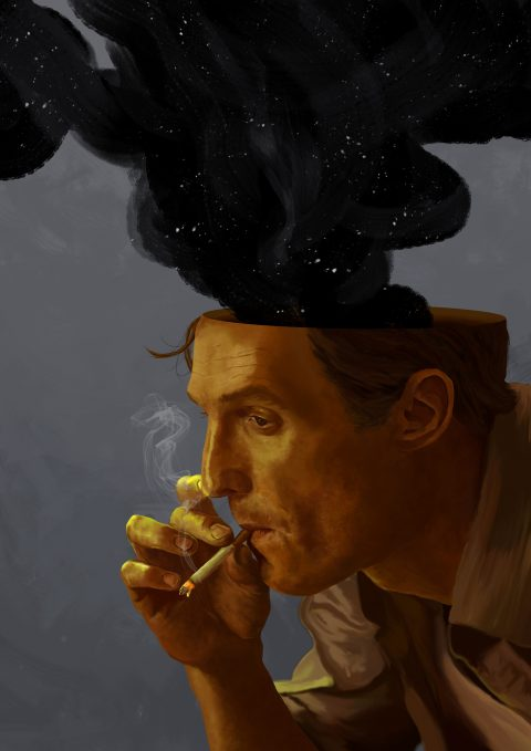 rust cohle, true detective