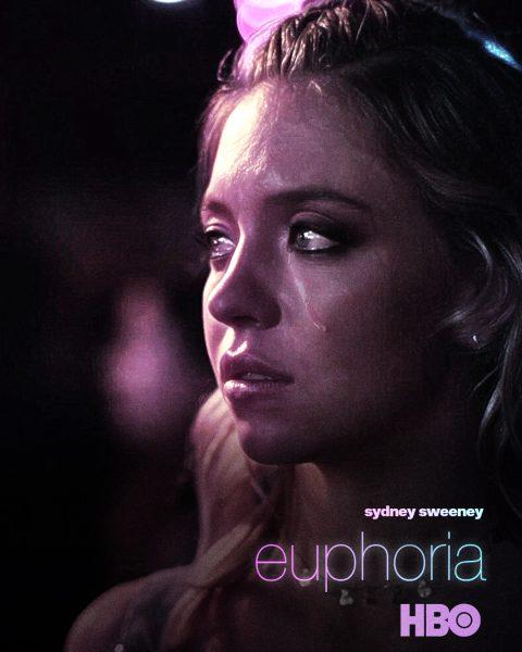 Euphoria HBO Poster