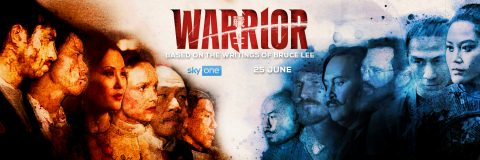 Warrior Sky One Poster