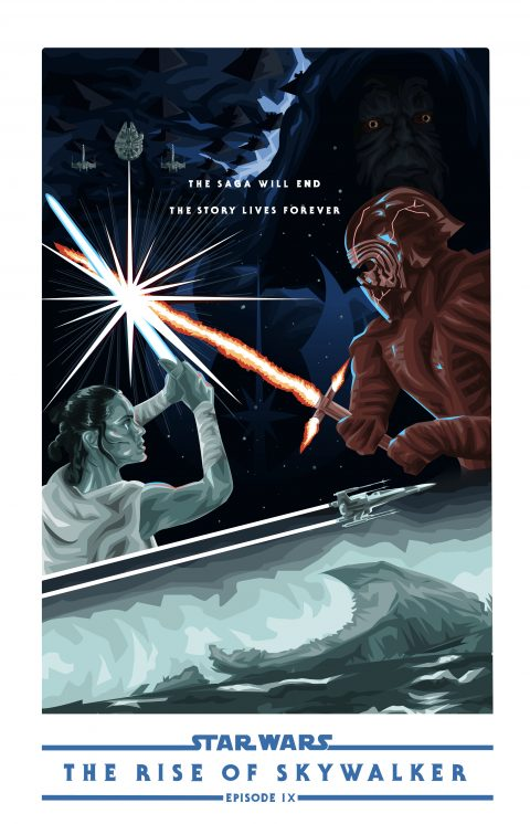 Star Wars: The Rise of Skywalker Alternate Poster