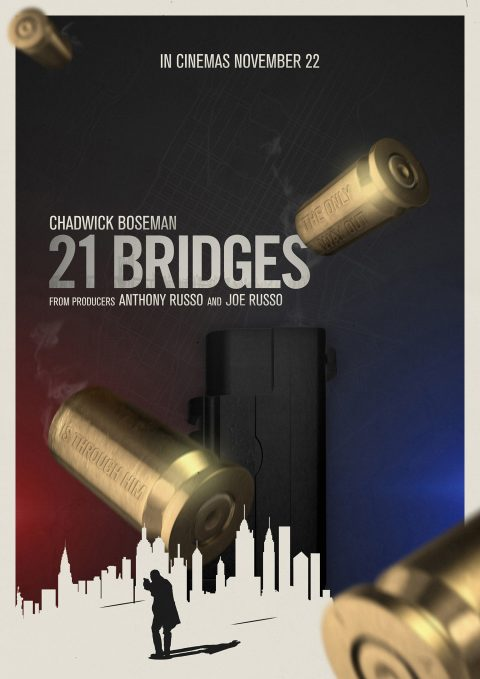 21 Bridges (Bullets Fall With City)