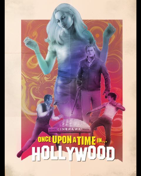 Once Upon a Time in Hollywood (version two)