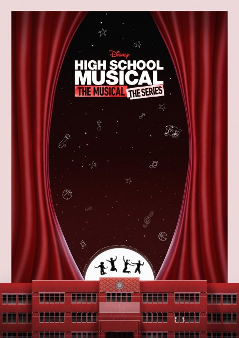 High School Musical: The Musical: The Series – alternative poster