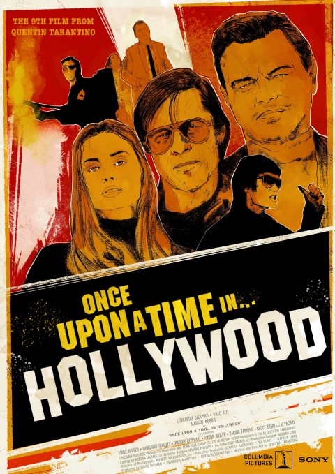 Once upon a time in Hollywood submission 1…