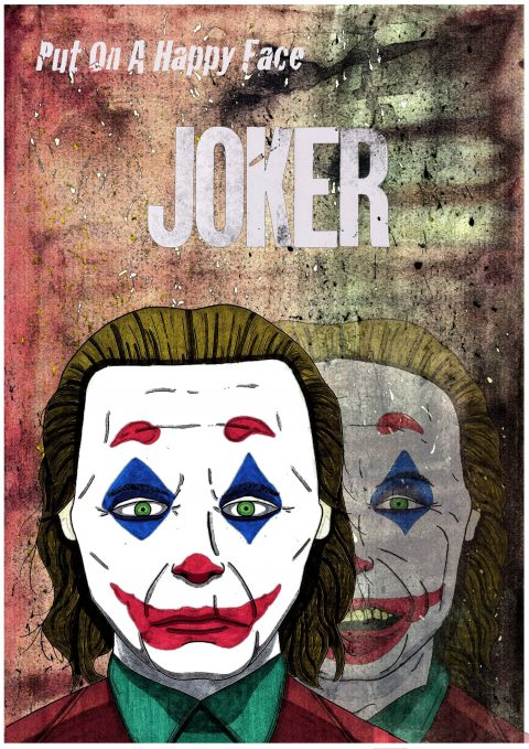 Joker – Put on a happy face