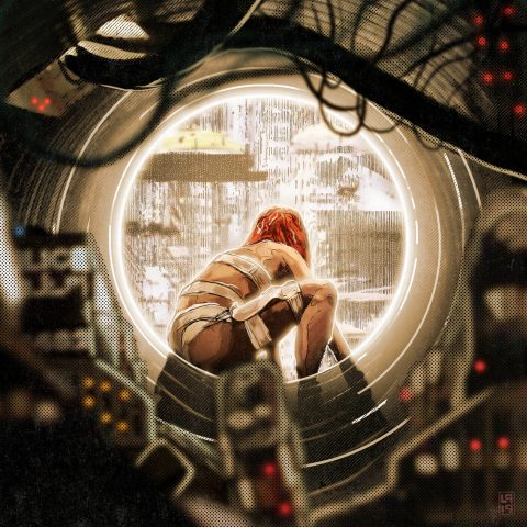 Leeloo's Ghost (The Fifth Element)