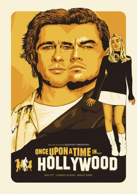 Once Upon a Time in… Hollywood.