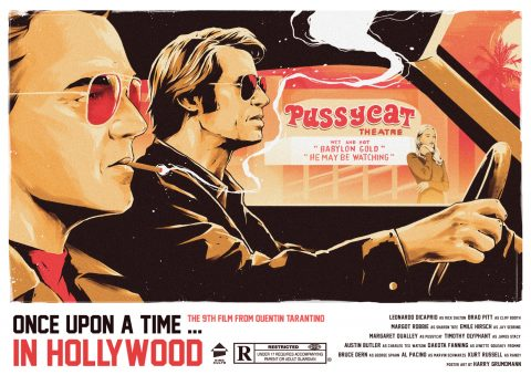 Once Upon a Time … in Hollywood