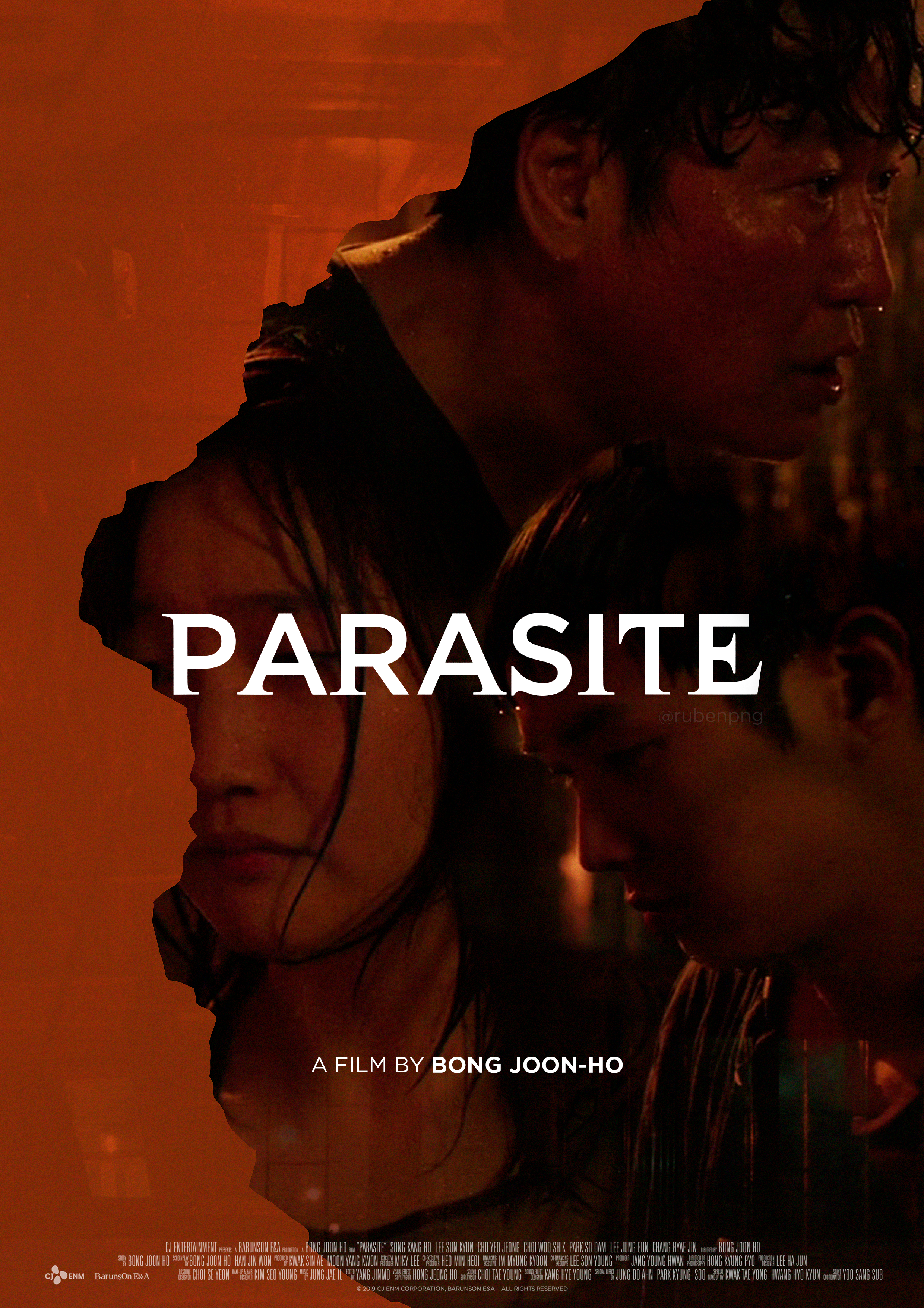 Parasite 2019 Posterspy