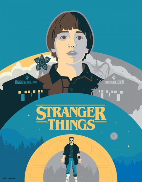 Stranger Things (Visions From The Upside Down Book)