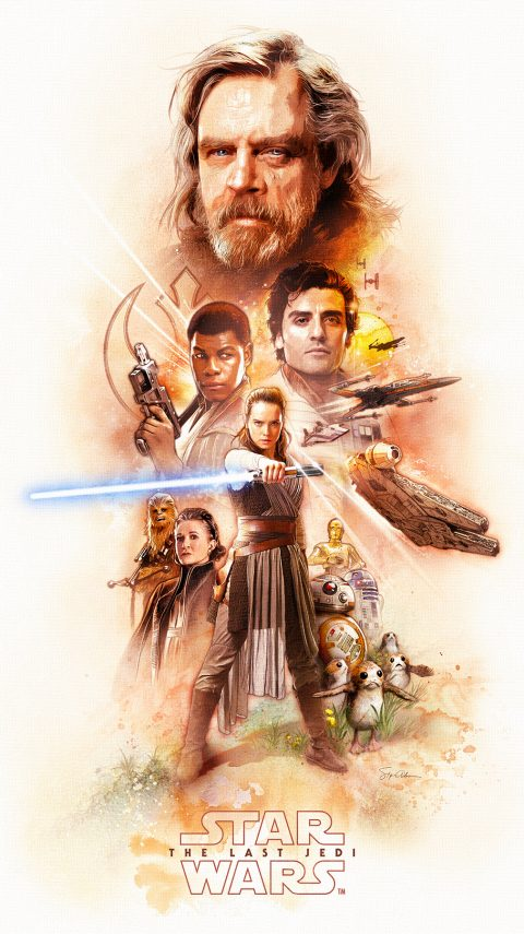 Star Wars: The Last Jedi – Finding A Balance