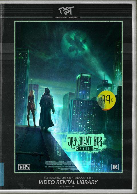 Jay & Silent Bob: Reboot – VHS