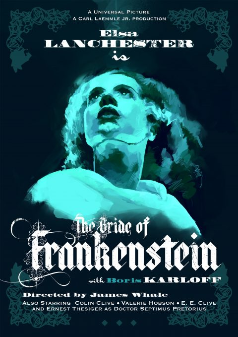 Universal Pictures The Bride of Frankenstein