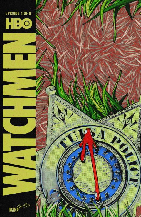 WATCHMEN Episode 101: IT'S SUMMER AND WE'RE RUNNING OUT OF ICE